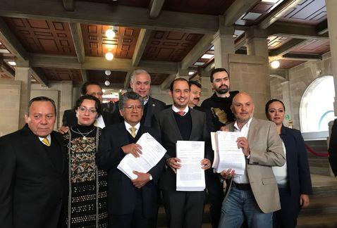 Ley de Seguridad es impugnada ante Suprema Corte por Diputados | El Imparcial de Oaxaca