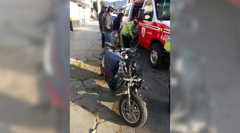 Atropellan a  motociclista en Oaxaca | El Imparcial de Oaxaca