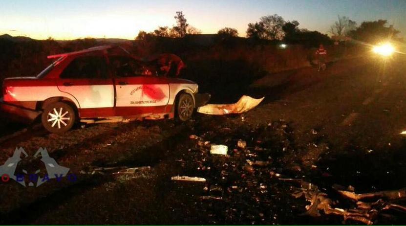 Investigan irregularidades en accidente donde murieron siete personas en carretera a Tlacolula, Oaxaca   El Imparcial de Oaxaca