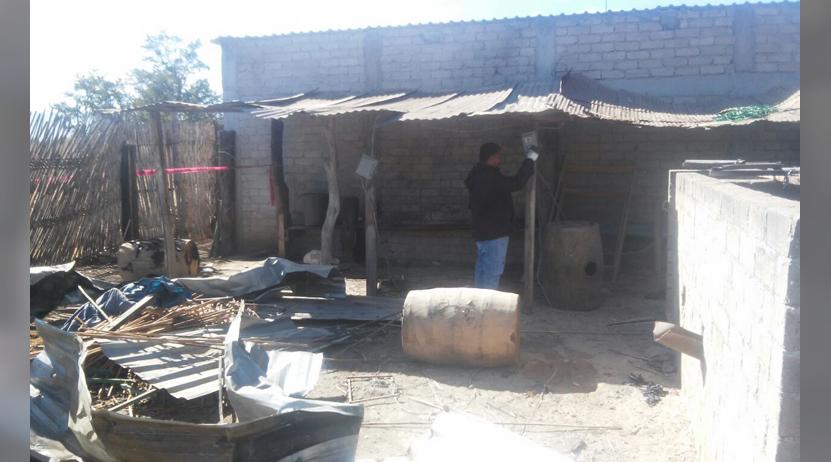 Explota barril de pólvora en Ocotlán, Oaxaca | El Imparcial de Oaxaca