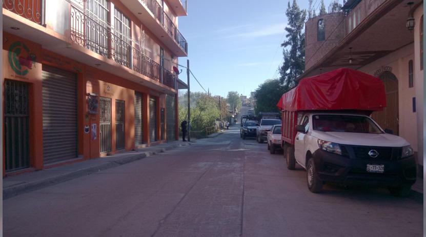 Investigan homicidio en Miahutlán de Porfirio Díaz | El Imparcial de Oaxaca