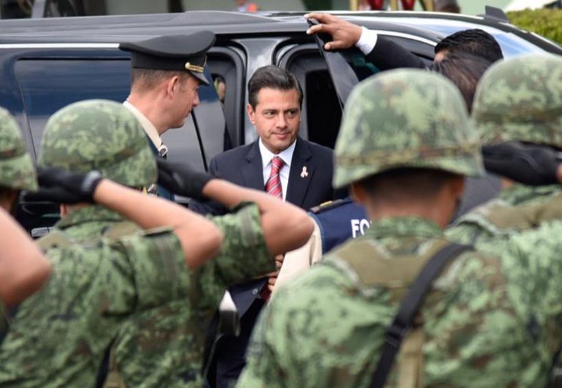 La SCJN admite la primera controversia presentada contra la Ley de Seguridad Interior | El Imparcial de Oaxaca