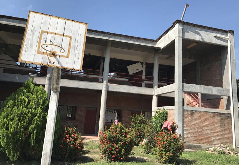 Avanza reconstrucción de escuelas en el Istmo, Oaxaca | El Imparcial de Oaxaca