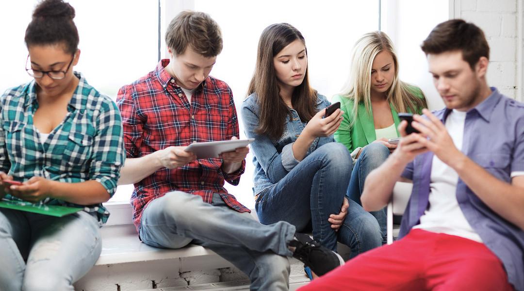 Adicción a los smartphones en adolescentes los vuelve más infelices | El Imparcial de Oaxaca