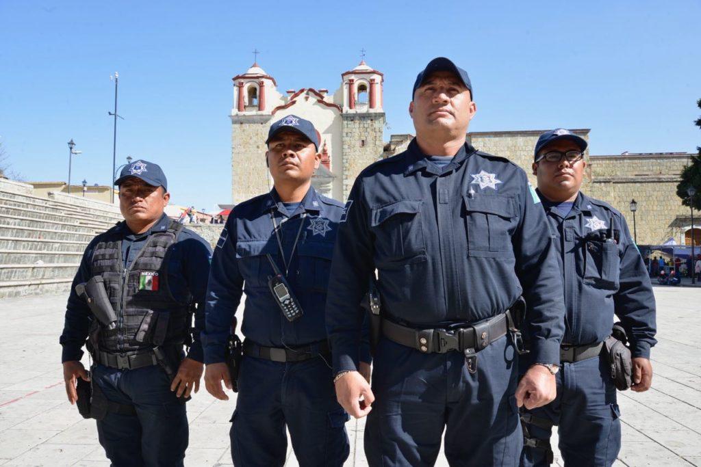 Certificados 97% de  policías municipales en Oaxaca   El Imparcial de Oaxaca