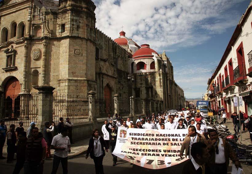 "Crónica: ""Mejor, pónganse a trabajar…""   El Imparcial de Oaxaca"