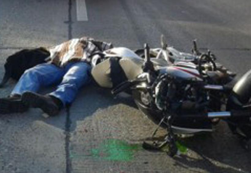 Motociclista pierde la vida por carambola entre varios vehículos | El Imparcial de Oaxaca
