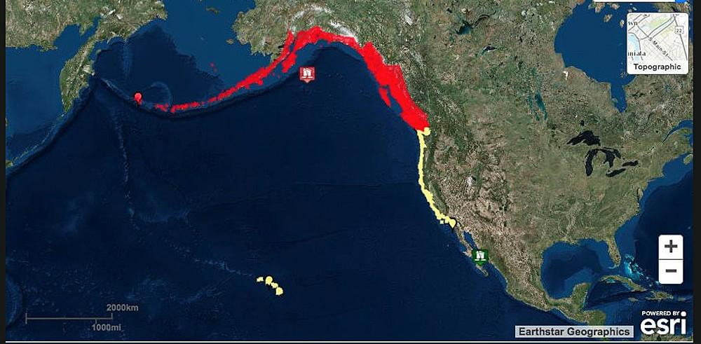Sismo de 8.2 sacude costas de Alaska; hay alerta de tsunami | El Imparcial de Oaxaca