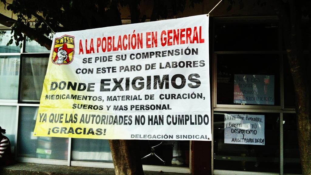Trabajadores de salud de la Mixteca marcharán hoy en Huajuapan | El Imparcial de Oaxaca