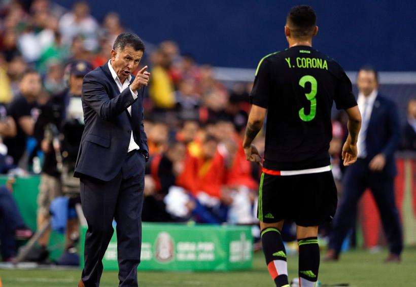 Juan Carlos Osorio busca dar oportunidad a jugadores fuera de condición | El Imparcial de Oaxaca