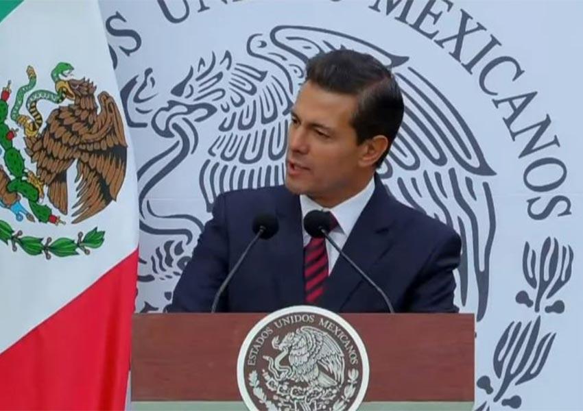 Ofrece EPN condolencias a familiares de víctimas del desplome de helicóptero en Jamiltepec | El Imparcial de Oaxaca