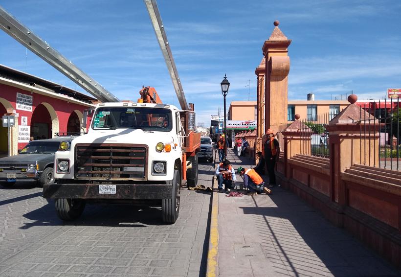 Buscan disminuir inseguridad  con videocámaras en Huajuapan   El Imparcial de Oaxaca