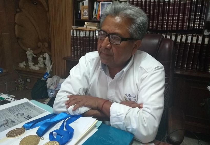 No soy aviador: Luis de Guadalupe Martínez Ramírez | El Imparcial de Oaxaca