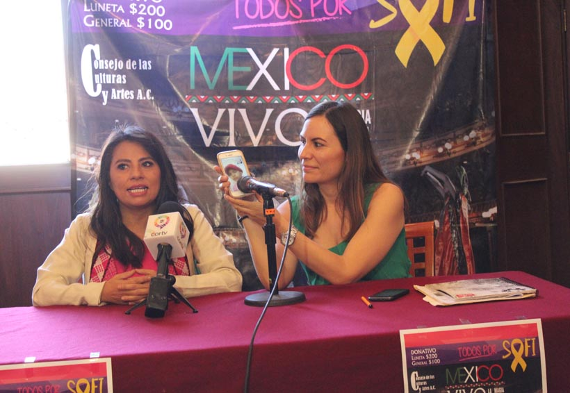 Obra en beneficio de niña con cáncer | El Imparcial de Oaxaca