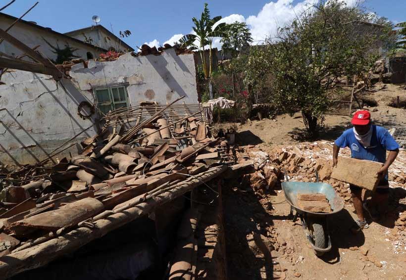 Reconstrucción en la Costa de Oaxaca a cargo del Fonden: AMH | El Imparcial de Oaxaca