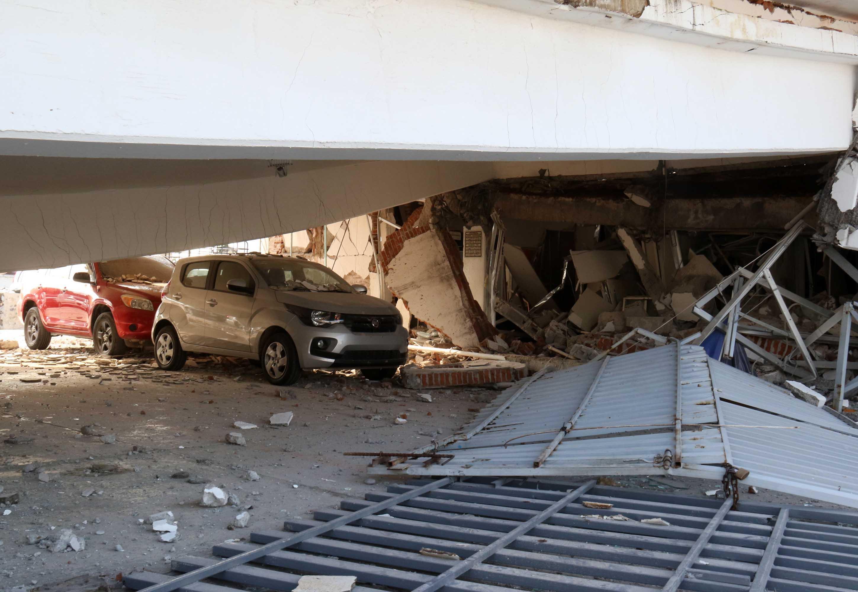 Se registran al menos tres sismos de mediana intensidad en Oaxaca   El Imparcial de Oaxaca