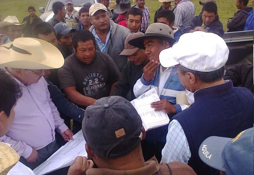 Buscan solución a  conflicto agrario en la Mixteca de Oaxaca | El Imparcial de Oaxaca