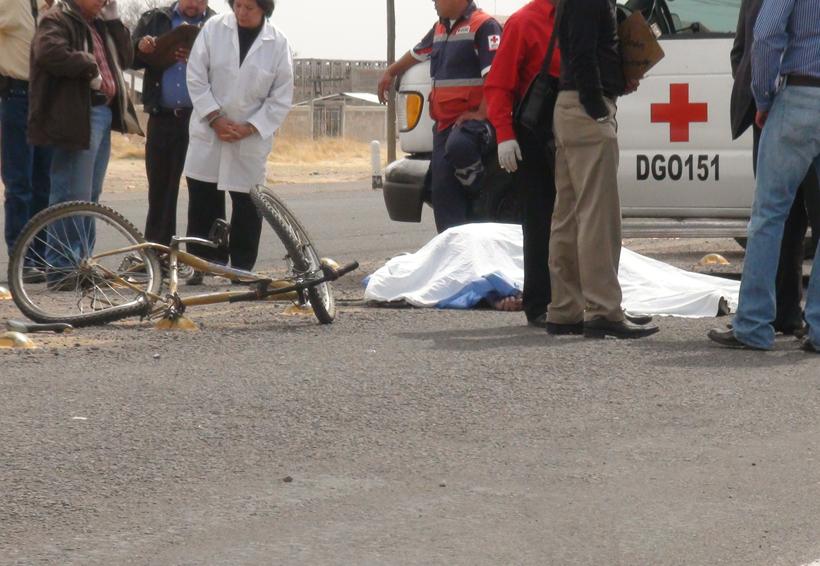 Muere ciclista atropellado | El Imparcial de Oaxaca