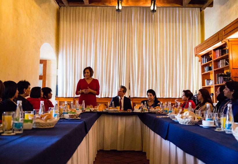 Necesaria mayor participación  para las mujeres: SESESPO | El Imparcial de Oaxaca
