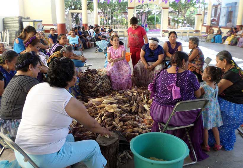 Celebran el Tercer Viernes en Santo Domingo Tehuantepec, Oaxaca | El Imparcial de Oaxaca