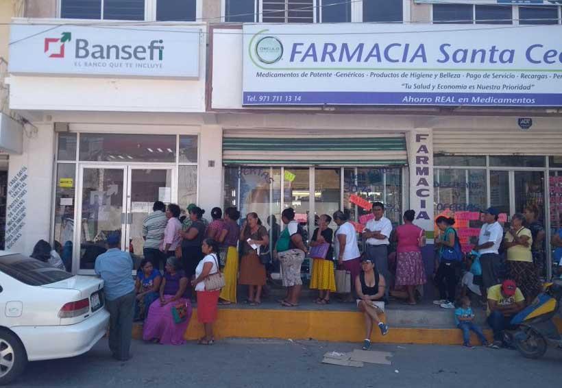 Damnificados en Juchitán se  inconforman con Bansefi y Sedatu | El Imparcial de Oaxaca
