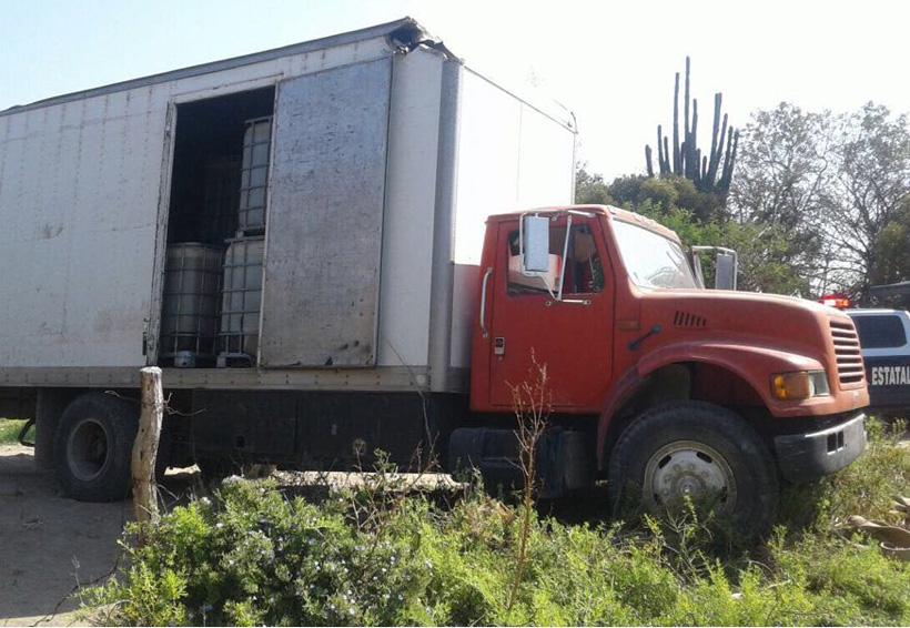 Aseguran 11 mil litros de gasolina en inmediaciones de Santa María Xadani, Oaxaca | El Imparcial de Oaxaca
