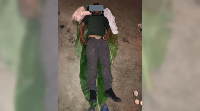 Campesino baleado en Sola de Vega, Oaxaca | El Imparcial de Oaxaca