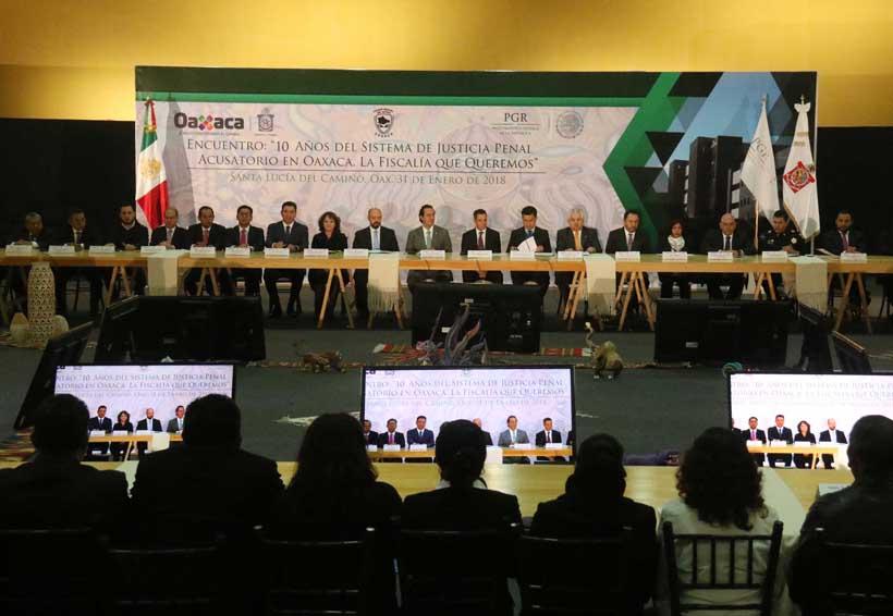 Oaxaca, pionero en la puesta en marcha del nuevo sistema de justicia penal: PGR | El Imparcial de Oaxaca