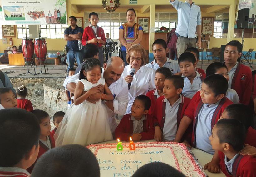 Ciudad de los Niños celebran 60 años de ayudar | El Imparcial de Oaxaca