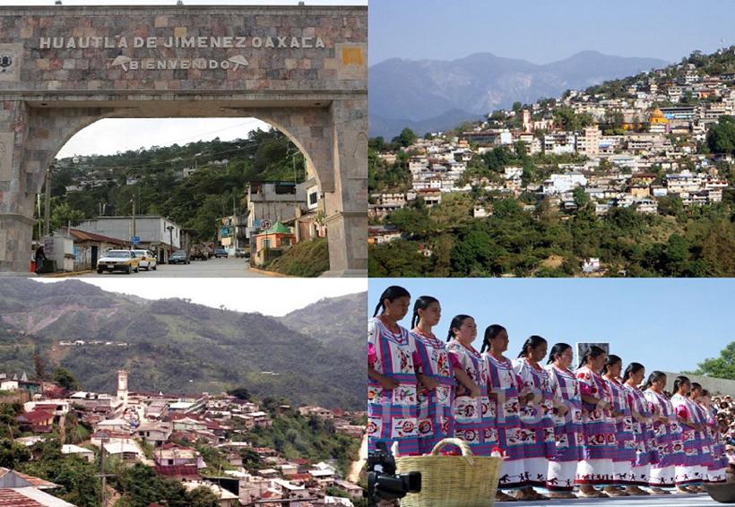Comenzó la fiesta  anual de Huautla de Jiménez   El Imparcial de Oaxaca