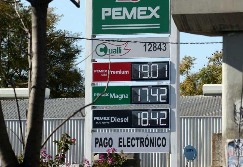 Rebasa Premium los 19 pesos | El Imparcial de Oaxaca