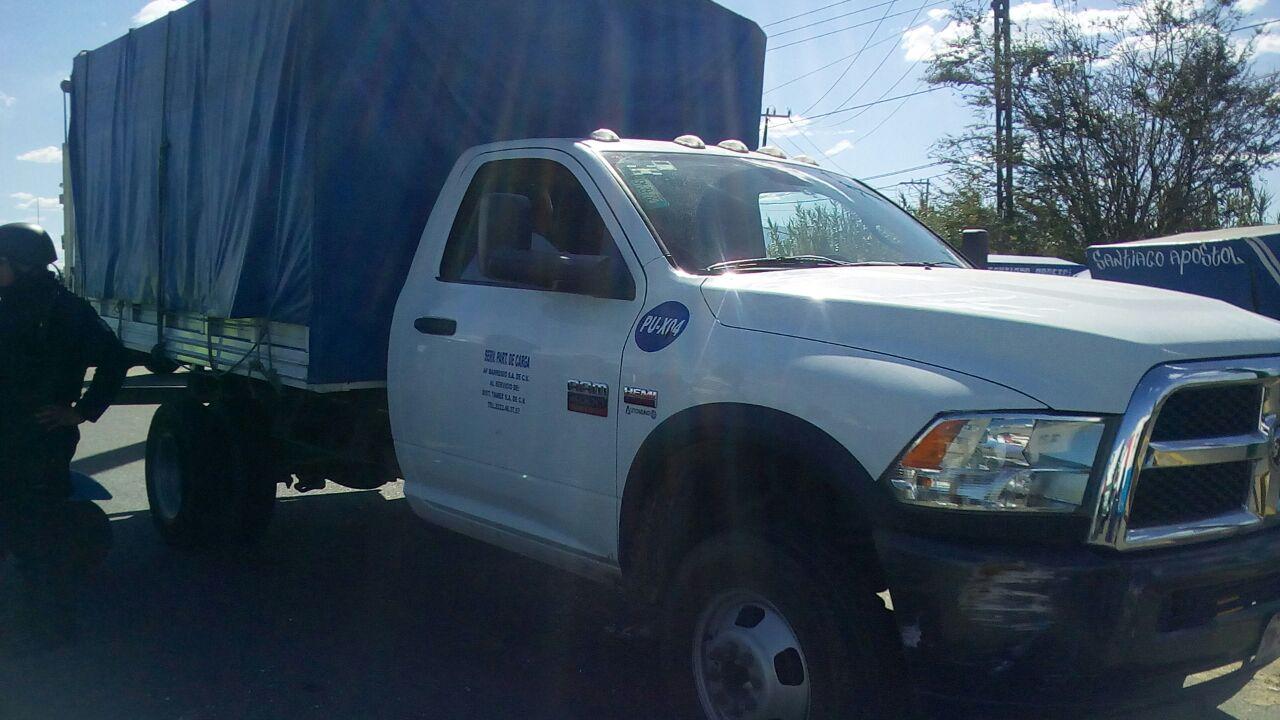 Arrollado por camioneta en la carretera nueva Zaachila, Oaxaca | El Imparcial de Oaxaca