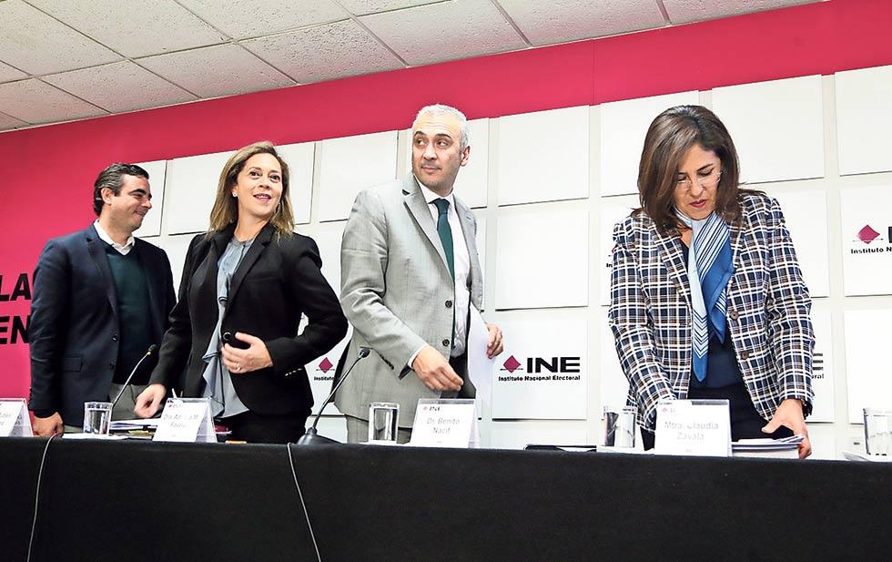 Por fraude, INE le niega registro a 23 independientes   El Imparcial de Oaxaca