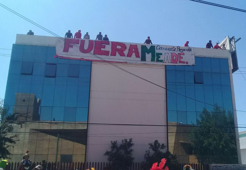 Para la Sección 22, Meade es 'persona non grata' | El Imparcial de Oaxaca