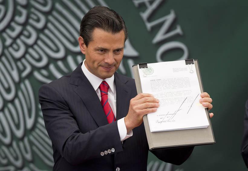 Resalta Peña Nieto inversión extranjera en México | El Imparcial de Oaxaca