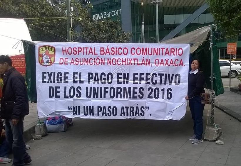 Renuncia la secretaria  general del SNTSA en la Mixteca de Oaxaca   El Imparcial de Oaxaca