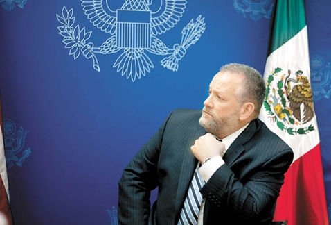 Un muro no frenará el paso de droga, advierte la DEA | El Imparcial de Oaxaca