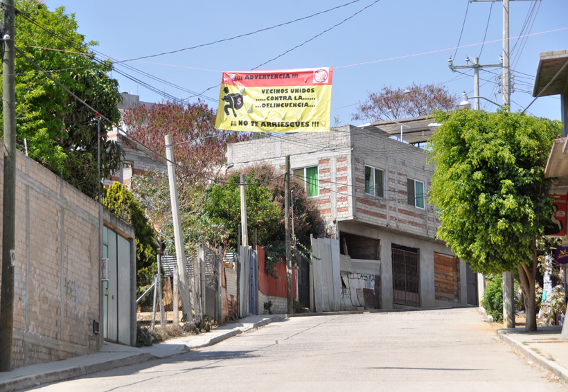 Se disparan denuncias por robo en Oaxaca | El Imparcial de Oaxaca