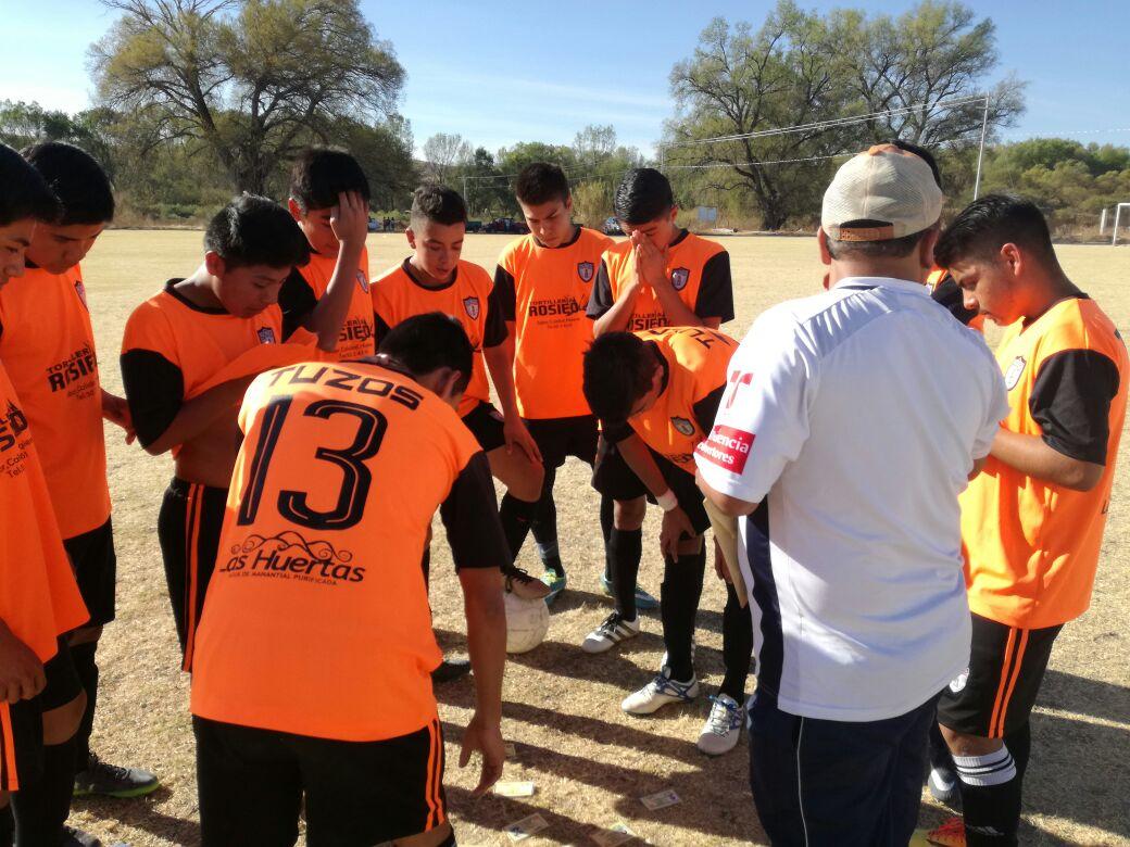 Se preparan Tuzos de Huajuapan  para  Torneo Internacional de futbol   El Imparcial de Oaxaca