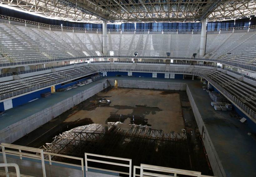 Diversas sedes deportivas usadas en los Juegos Olímpicos de Brasil se encuentran abandonadas | El Imparcial de Oaxaca