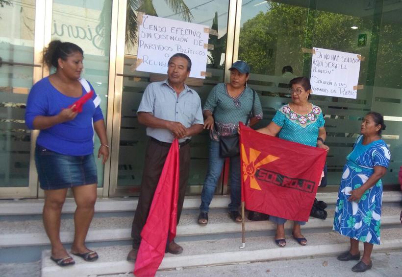 Sol Rojo cierra las oficinas del SAT en Salina Cruz, Oaxaca | El Imparcial de Oaxaca
