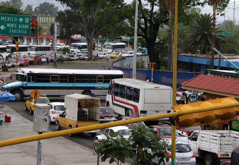Un embudo, la capital de Oaxaca | El Imparcial de Oaxaca