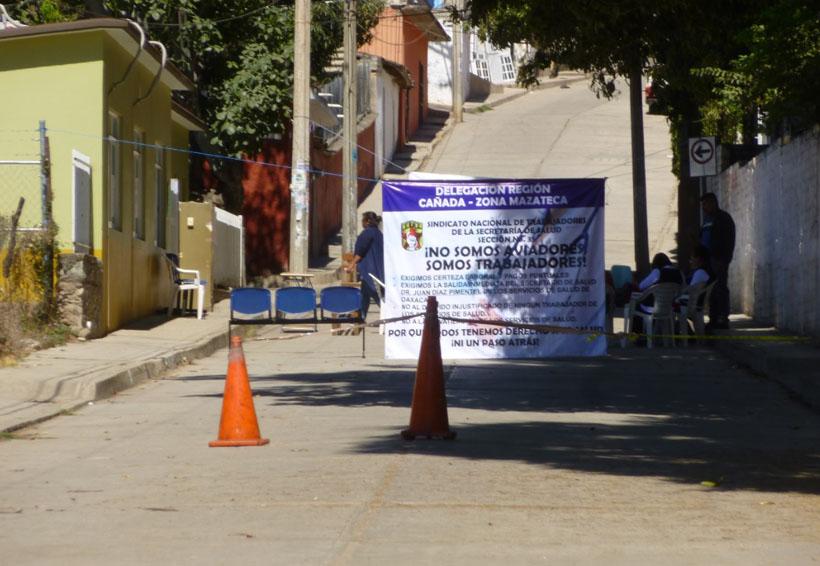 Vecinos rechazan actitud  de empleados del Centro  de Salud de Cuicatlán, Oaxaca | El Imparcial de Oaxaca