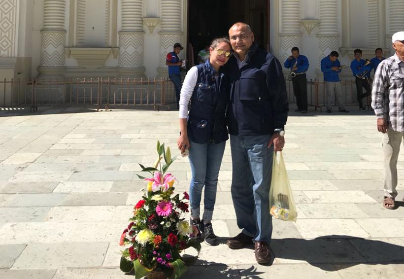 Visita a la Virgencita   El Imparcial de Oaxaca