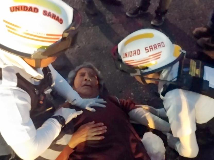 Atropellan a abuelita en Santa Rosa, Oaxaca | El Imparcial de Oaxaca