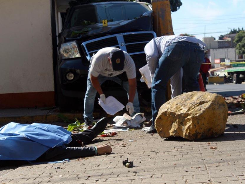 40 días y no descansa en paz hombre atropellado en la col. Reforma, Oaxaca   El Imparcial de Oaxaca