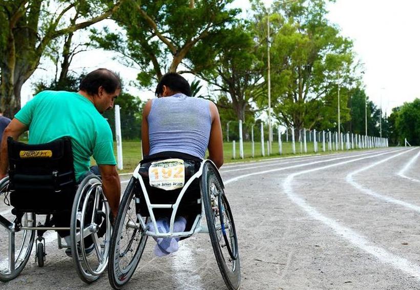 Sigue el plantón de atletas paralímpicos en Oaxaca   El Imparcial de Oaxaca