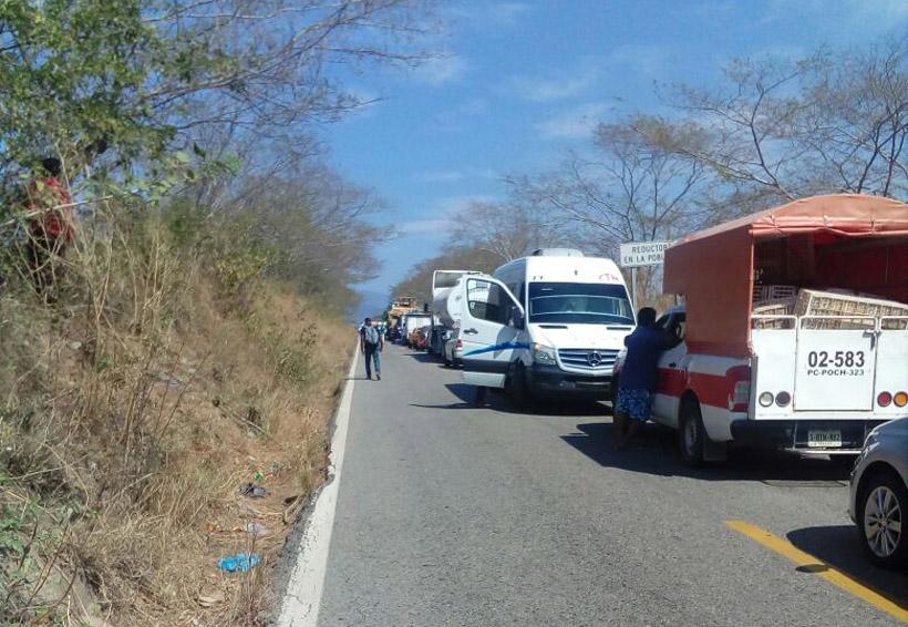 Continúa bloqueo en Oaxaca por falta de acuerdos   El Imparcial de Oaxaca