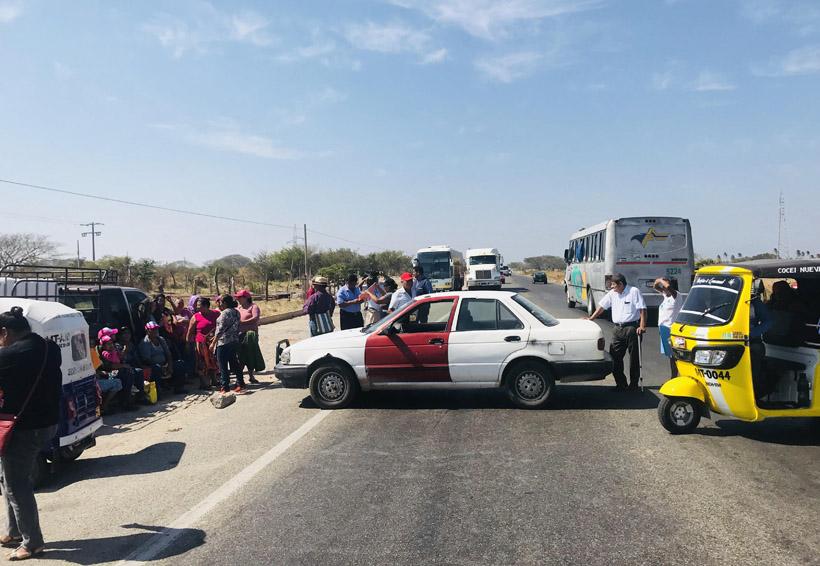 Damnificados realizan bloqueos en Juchitán, Oaxaca   El Imparcial de Oaxaca