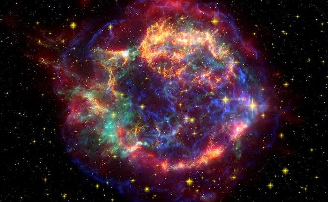 Nacimiento de una supernova es captado por cerrajero argentino | El Imparcial de Oaxaca